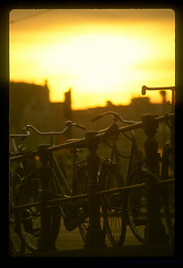 Bicycles, Amsterdam, Netherlands.