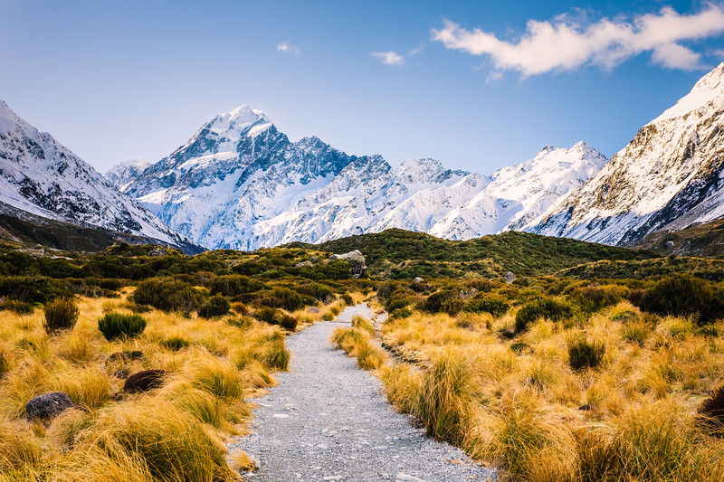 Hooker Valley Trail 2