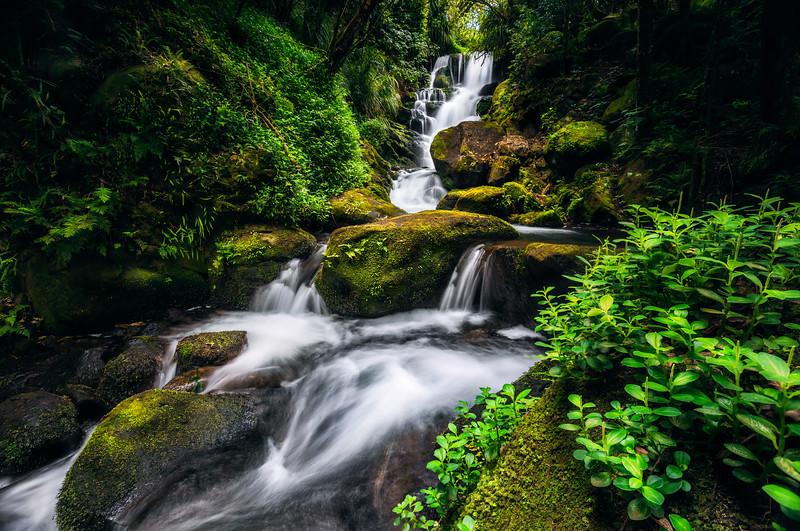 Henrys Reserve Waterfall