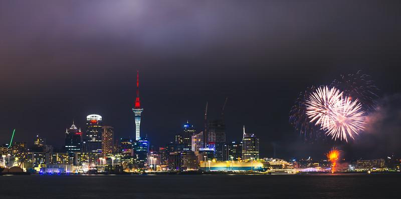 Auckland Anniversary Panorama