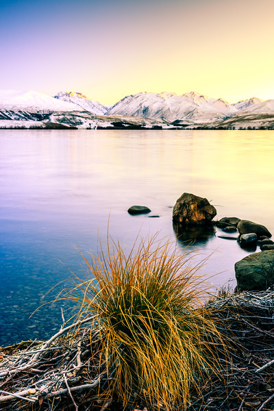 Lake Alexandrina Sunrise