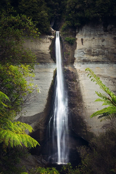 New Zealand Waterfall