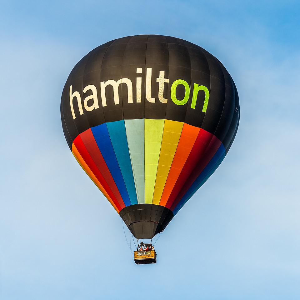 Hamilton Balloon