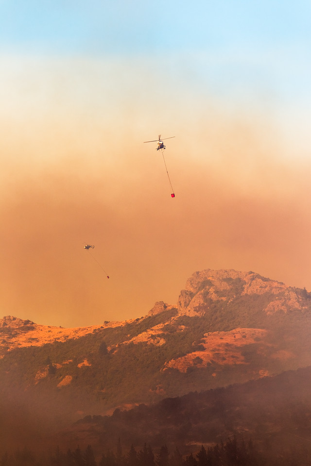 Aerial firefighting 2