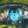 Hobbit House Pano