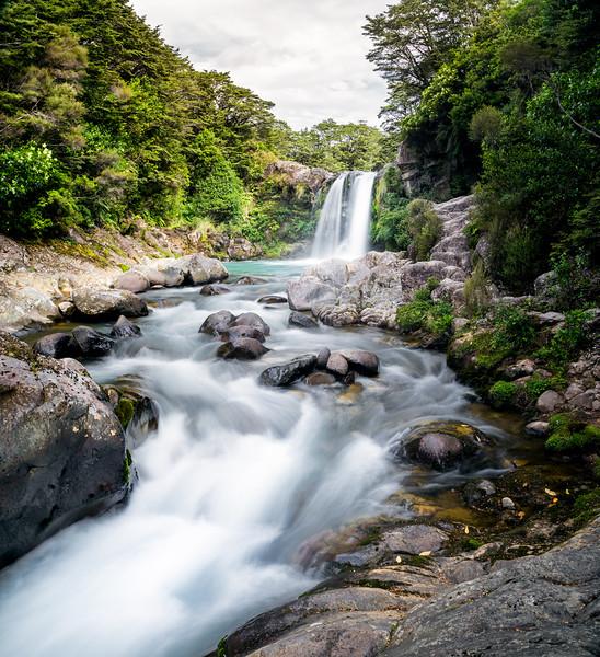 Tawhay Falls