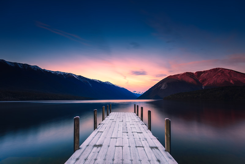 Lake Rotoiti Sunrise