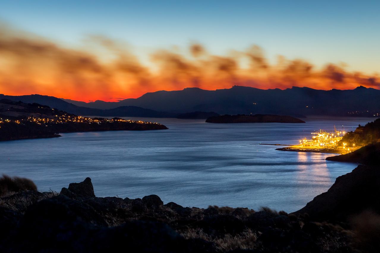 Port Hills Fire