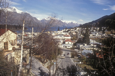Queenstown, New Zealand.