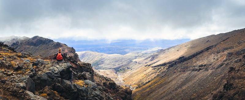 Mount Ruapehu Pano