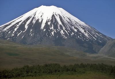 Mt. Osorno, Chile.