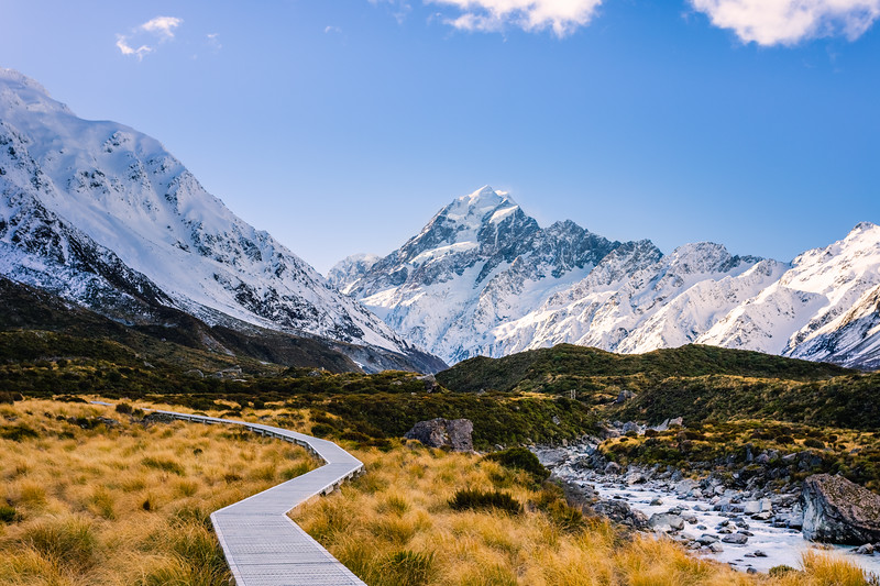 Hooker Valley Trail
