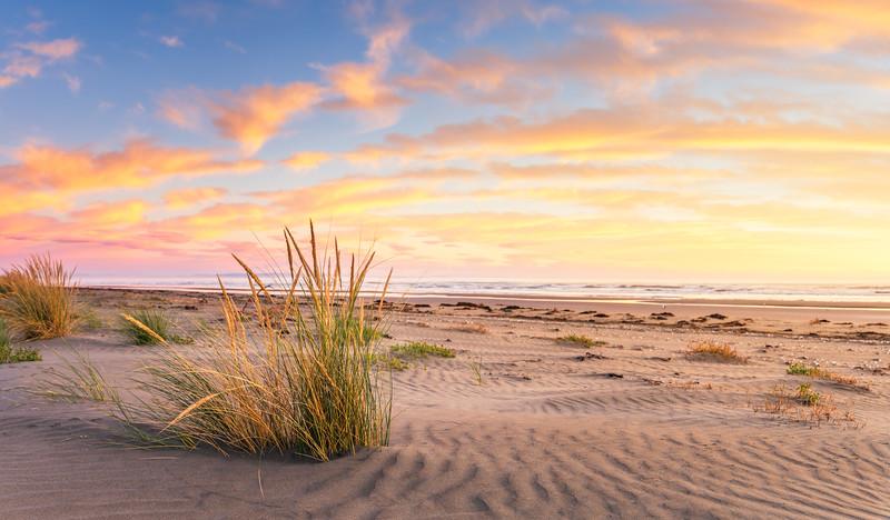 Christchurch Beach Sunset