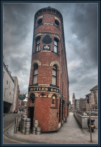 Biddles Bar, Belfast, Northern Ireland