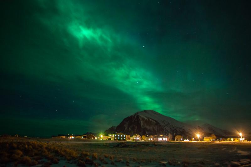 Polar light