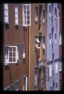 Trondheim, Norway warehouses.