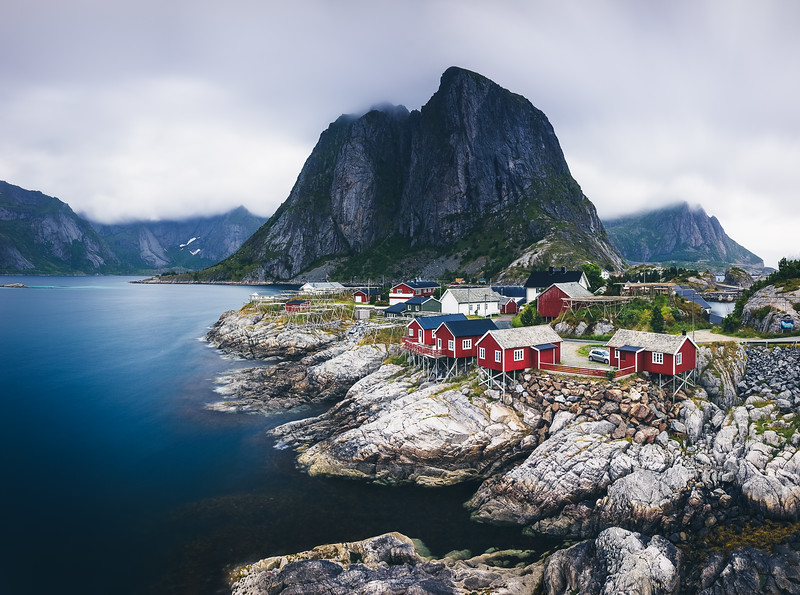 Moody Hamnøy, Norway