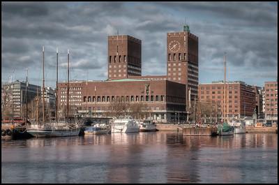 Oslo, Norway City Hall