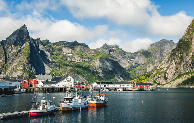 Norway Harbor
