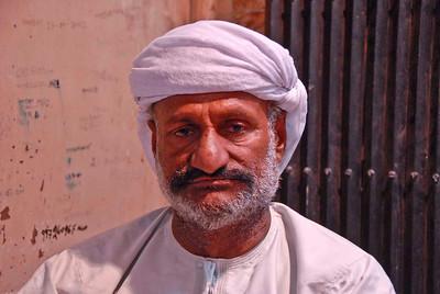 Dost Mohammed bin Mubarak bin Arab al-Zadjali, Muttrah, Oman.