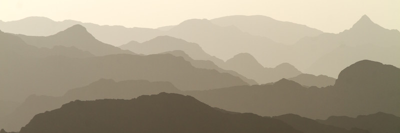 Layers, Al Hajar Mountains, Oman