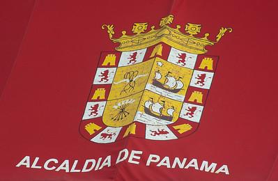 Awning, Panama City, Panama.