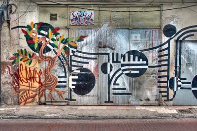 Casco Viejo, Panama City, Panama.