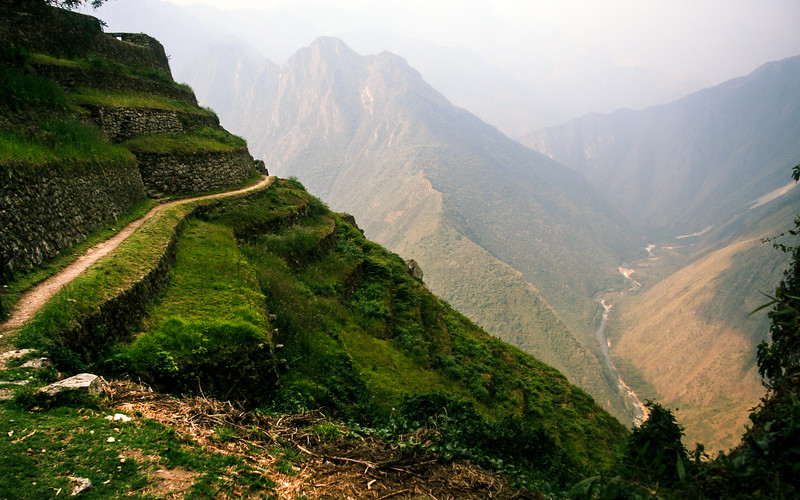 Valley of Machu Picchu