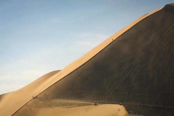 Huacachina Sand Hill