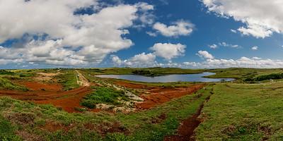 Itbayat 23: Lake view