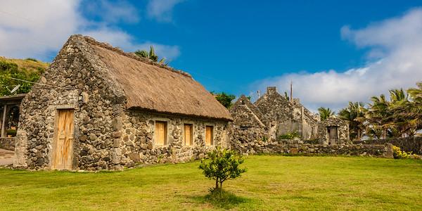 Sabtang 1: Ivatan houses at Savidug