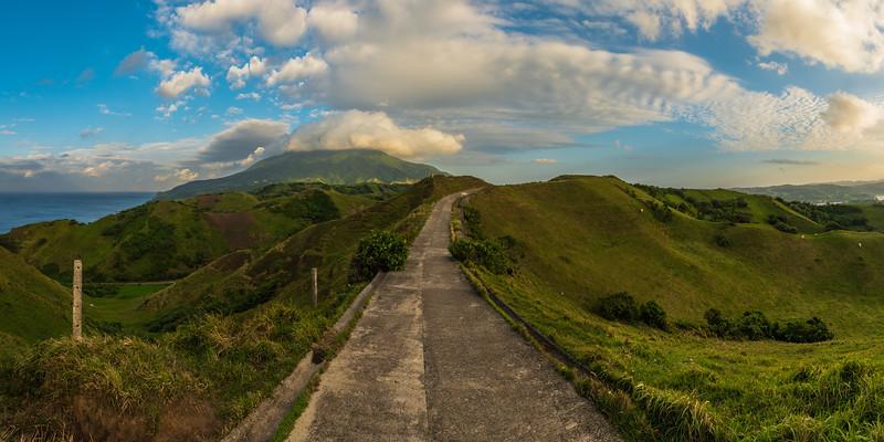 Batan 17: Rolling Hills road