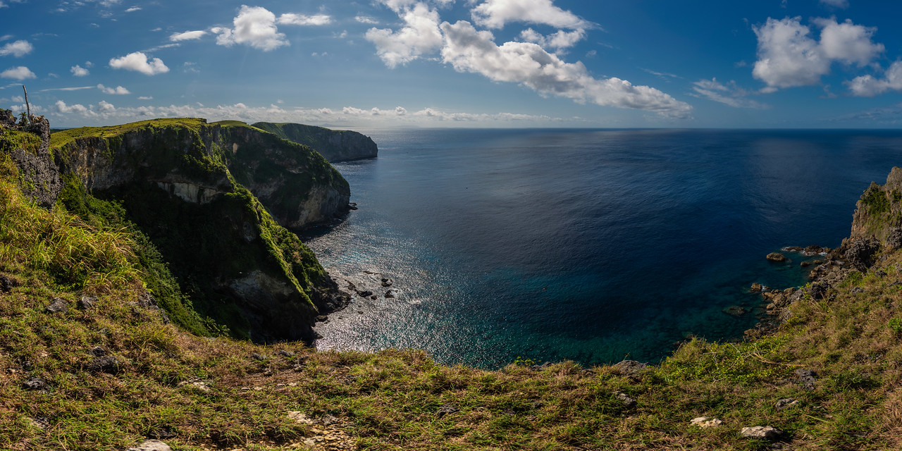 Itbayat 18: Cliffs panorama
