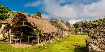 Sabtang 2: Ivatan houses at Savidug
