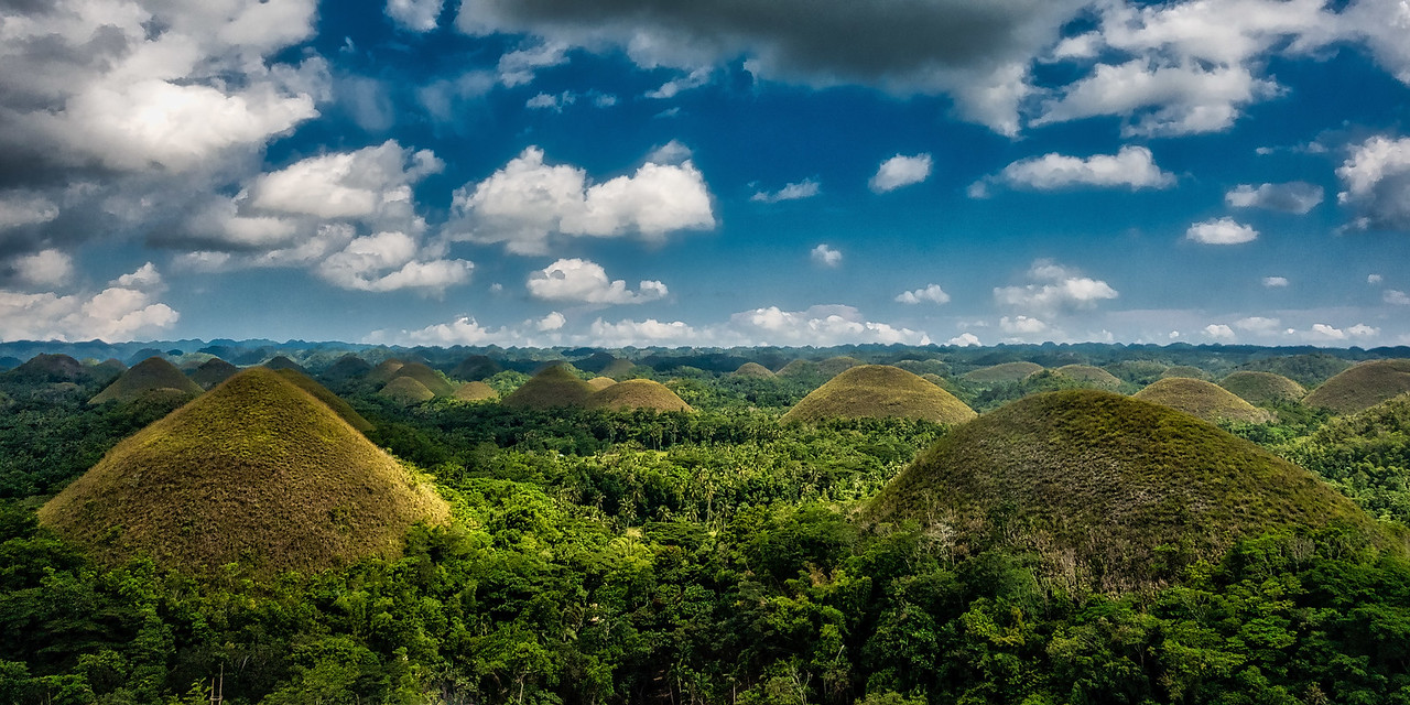 Bohol 01 - Chocolate Hills