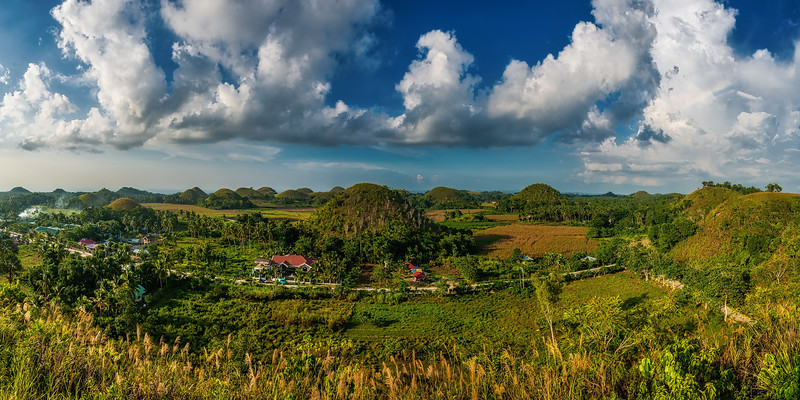 Bohol 02 - Chocolate Hills