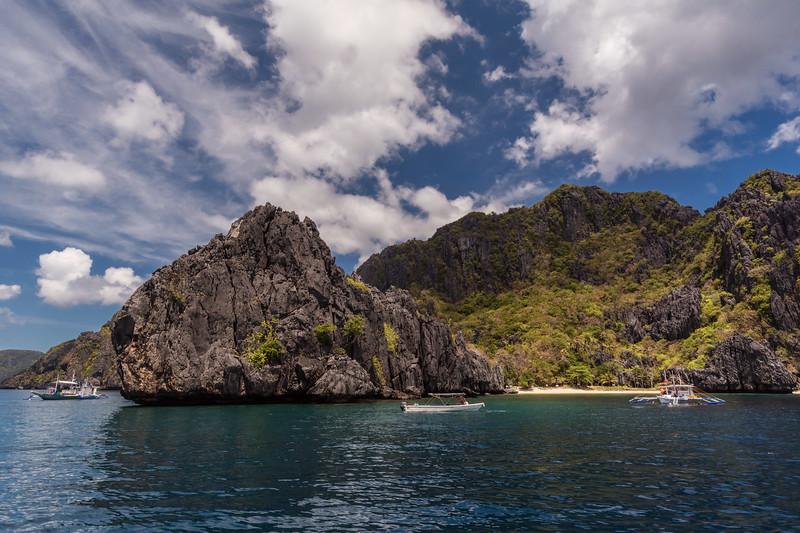 El Nido - Island hopping