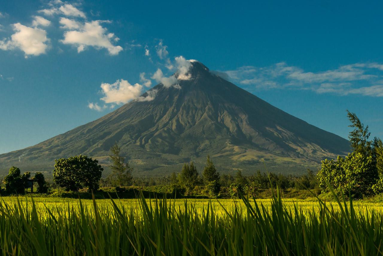 Mayon volcano 1