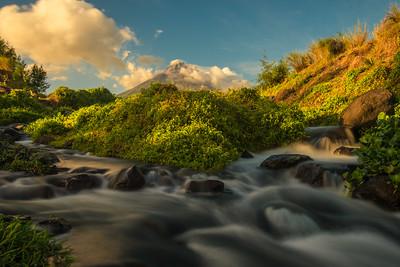 Mayon volcano 3