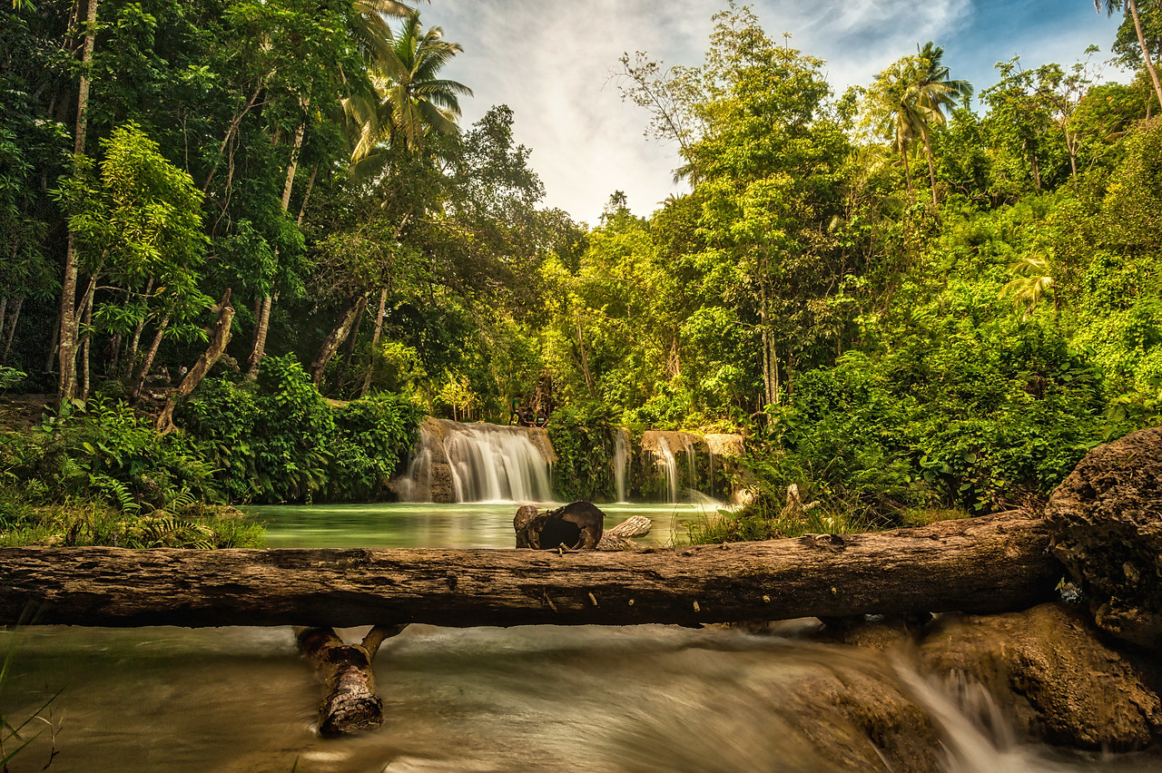 Siquijor 05-Cambugahay Waterfall
