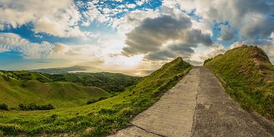 Batan 18: Rolling Hills road