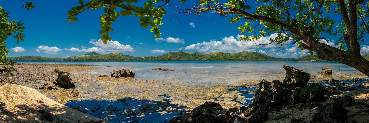 Mantibang island