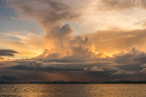 Guyam island view