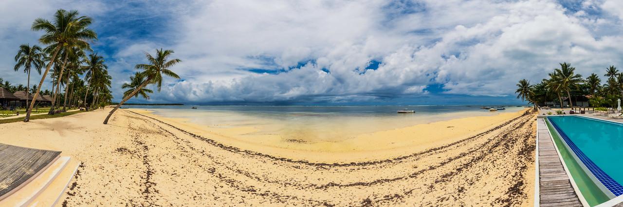 Beach at Isla Cabana