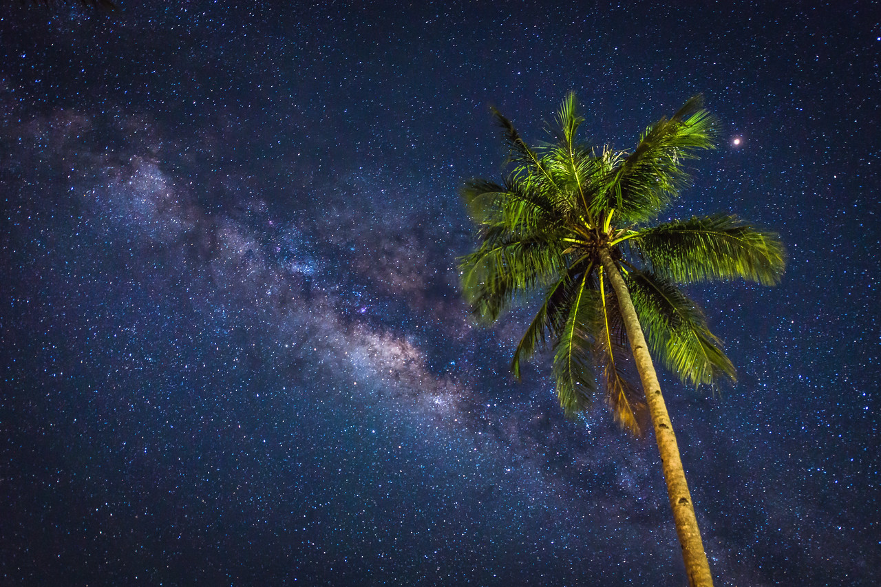 Milky Way at Siargao