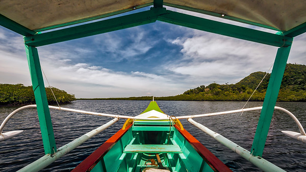 Boattrip to Sugba Lagoon
