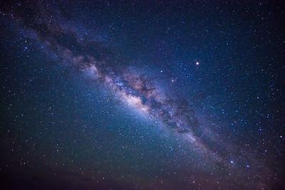 Milky Way at Siargao