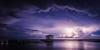 Lightning Storm at the Boardwalk