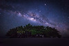 Milky Way at Guyam Island