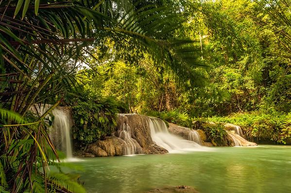 Siquijor 07-Lugnasun Waterfall